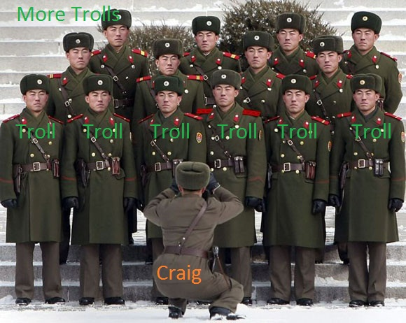 Funny one man army labeled