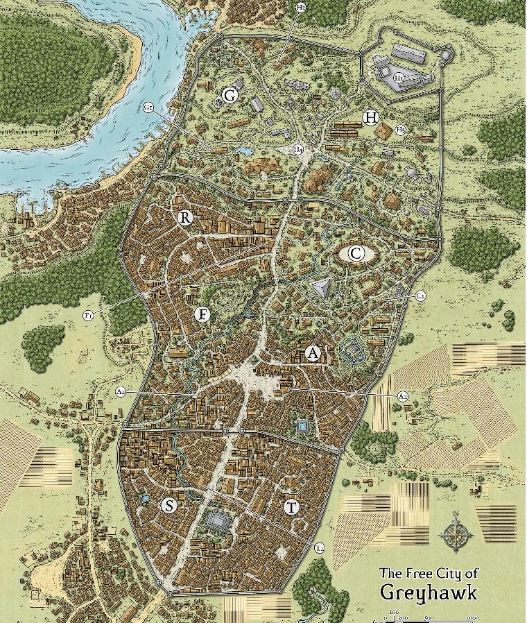 Free city of greyhawk 2