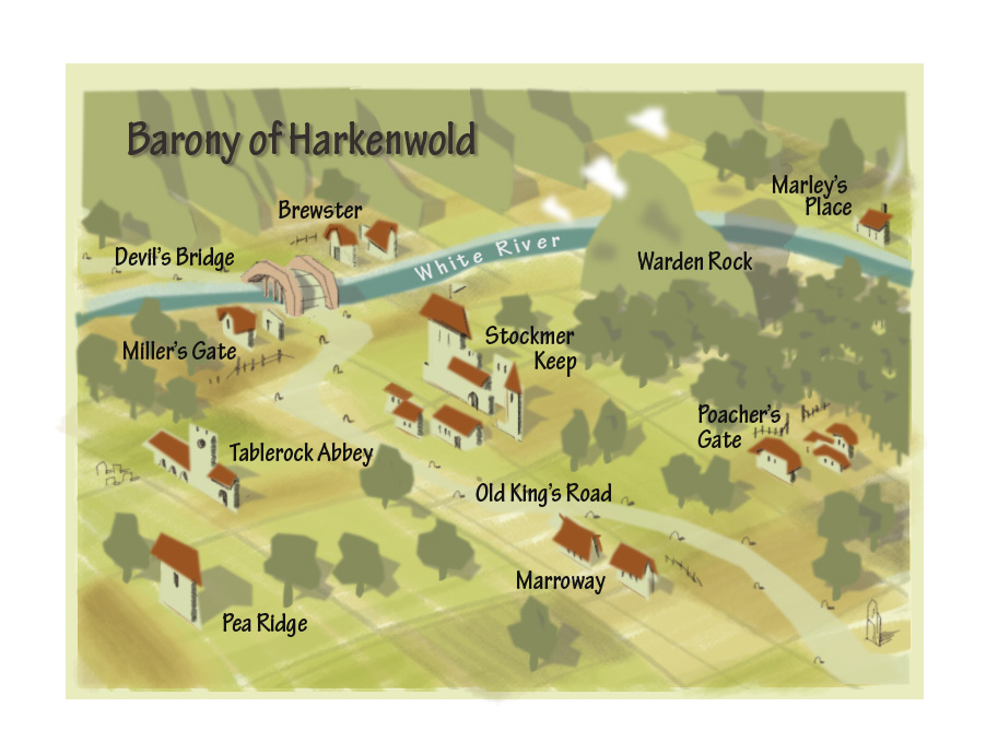 The Barony of Harkenwold