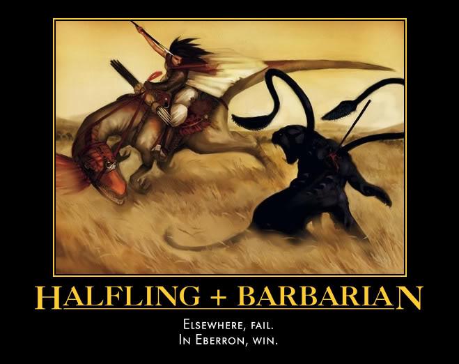 Halflingbarb