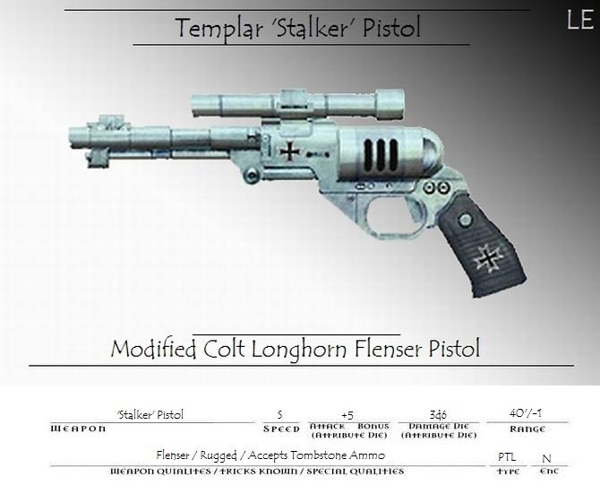 stalker  pistol copy