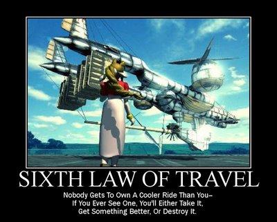 Sixth law