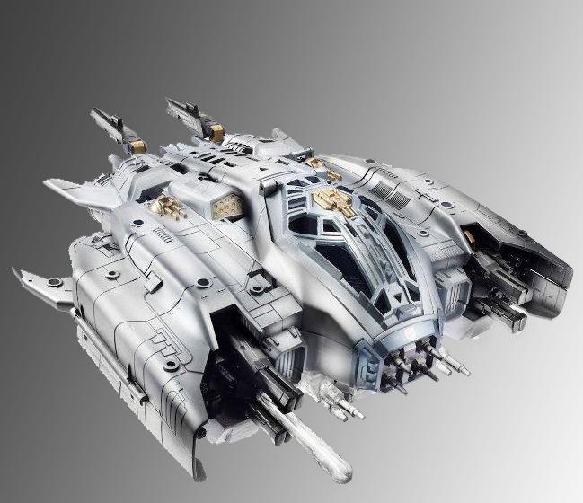 Mjolnir assault shuttle
