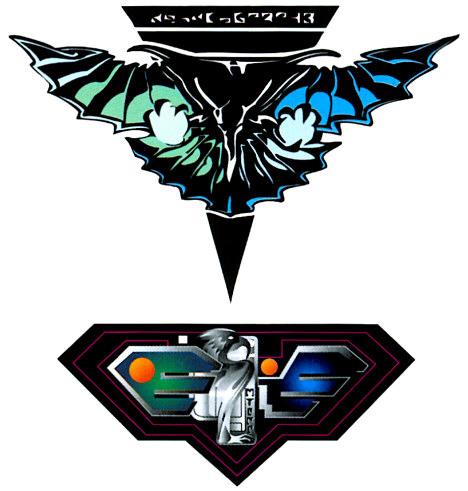 Romulan   tal shiar emblems