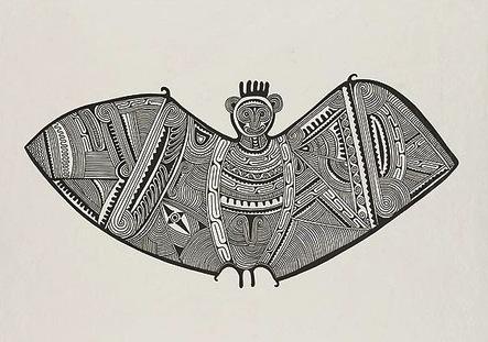 Flyingfoxtattoo