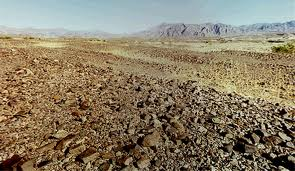 Desert of cressos majoris