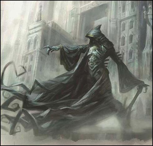 Sword wraith