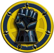 Imperial fists logo