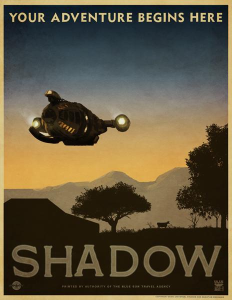 Shadow tease