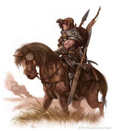 Human rider