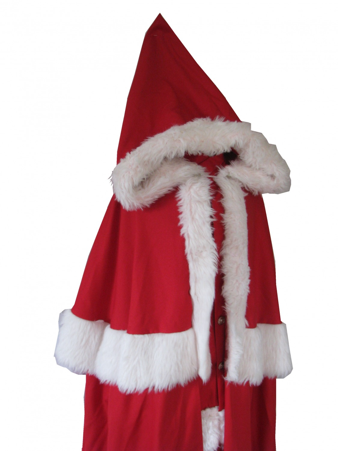 Mens father christmas santa fancy dress costume 223