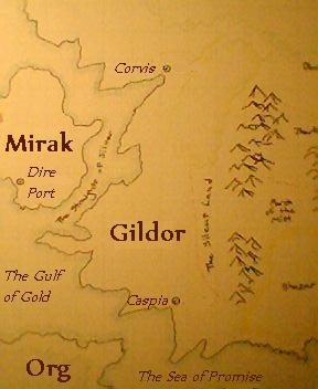 The iron kingdom of gildor