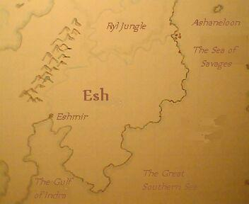 The golden republic of esh