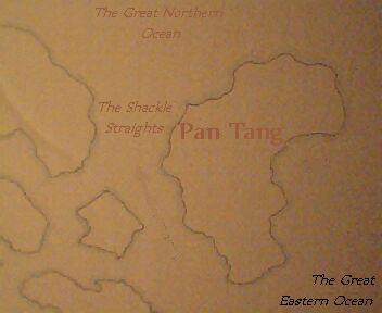The black theocracy of pan tang
