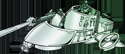 Battle platform trans