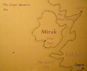 The stone magocracy of mirak