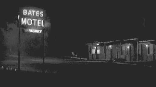 Psycho bates motel