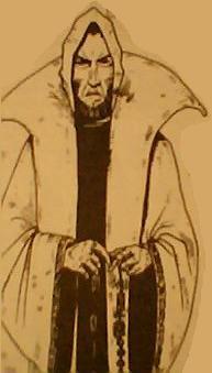 Priest of argimiliar