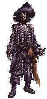 Undead pirate