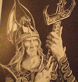 Melnibonean lord