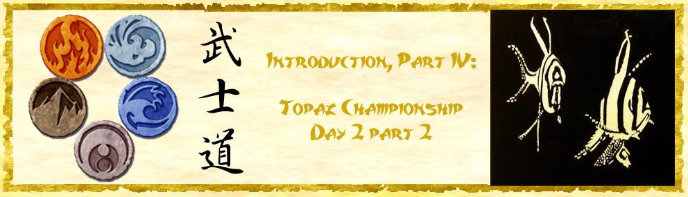 Introduction part 4