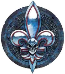 Adeptus sororitas logo