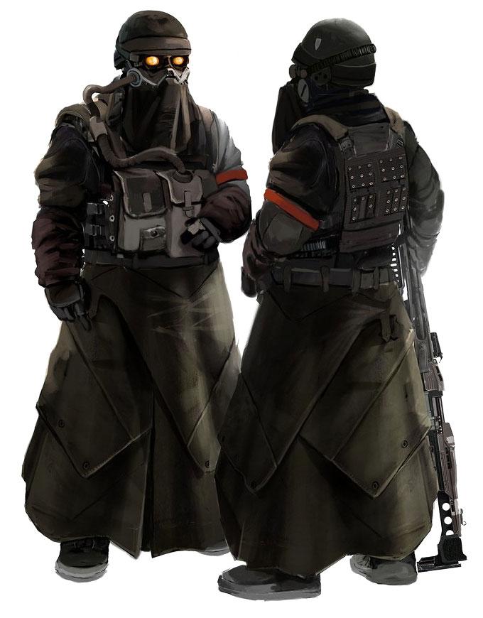 Necro Trooper