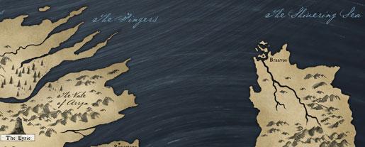 Map braavos