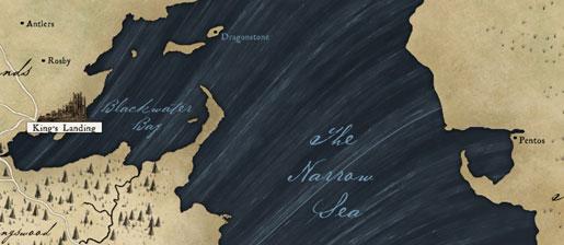 Map pentos