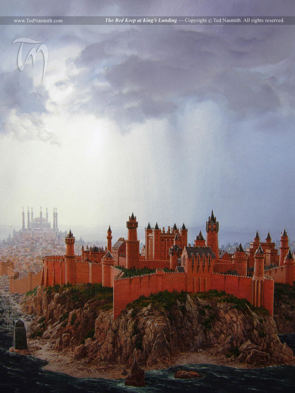Kings landing red keep song of ice and fire