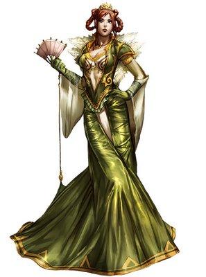 Queen arabasti