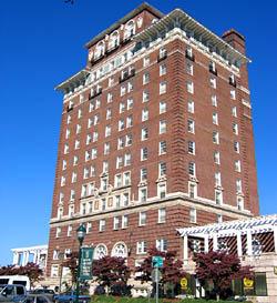 Battery park hotel
