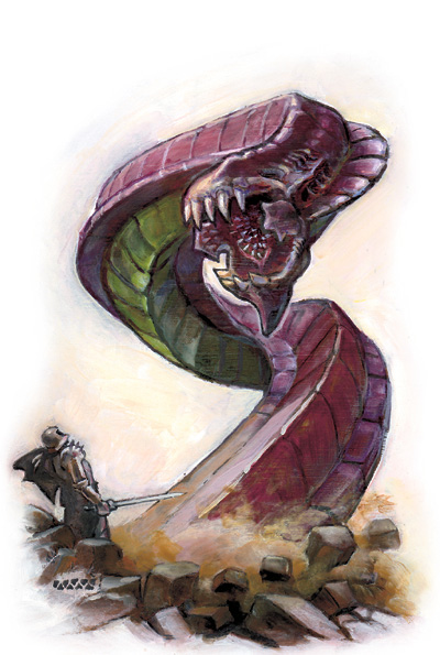 Purpleworm