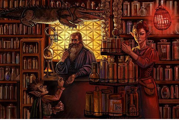 Tienda del Alquimista