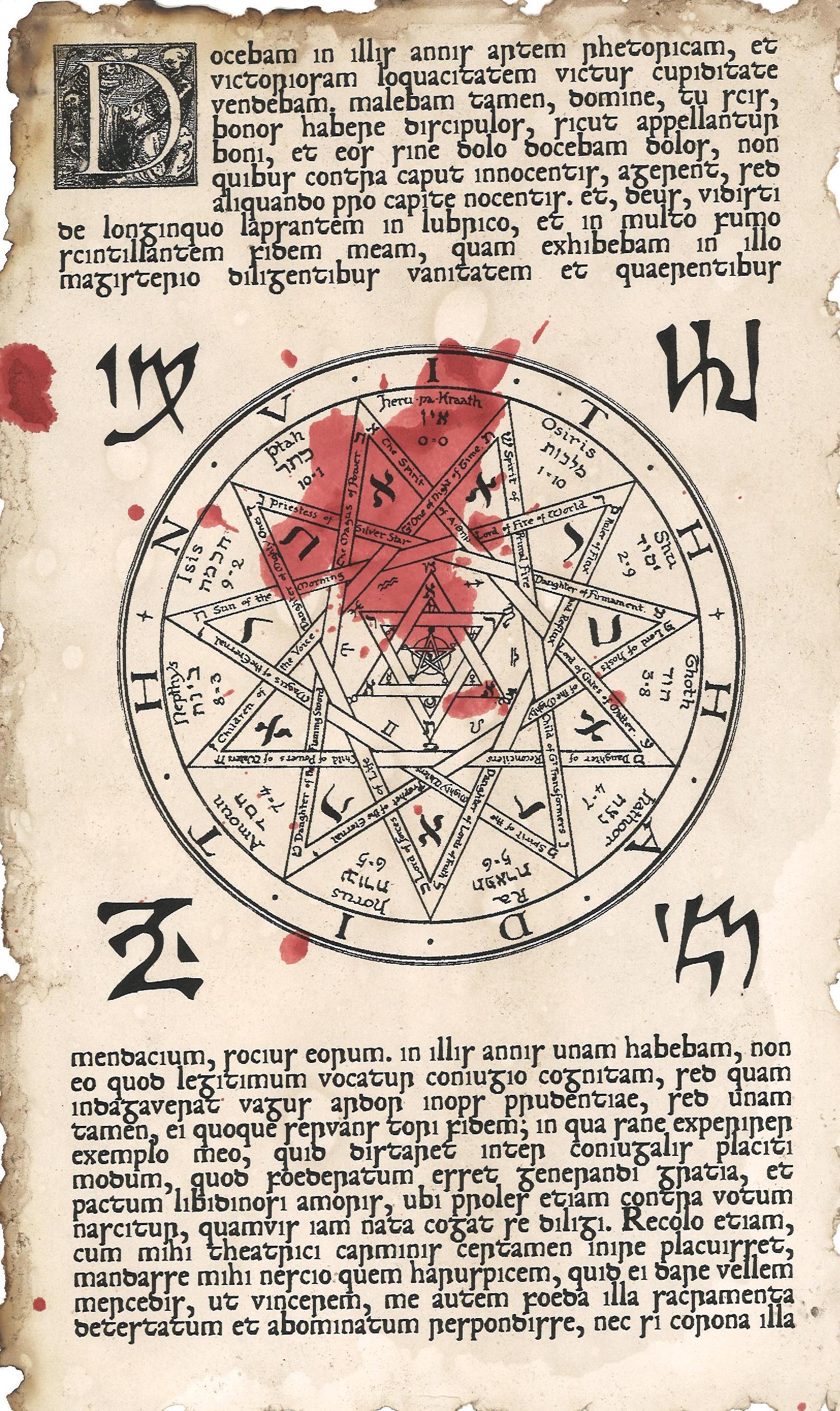 Necronomican pg 7 page 001