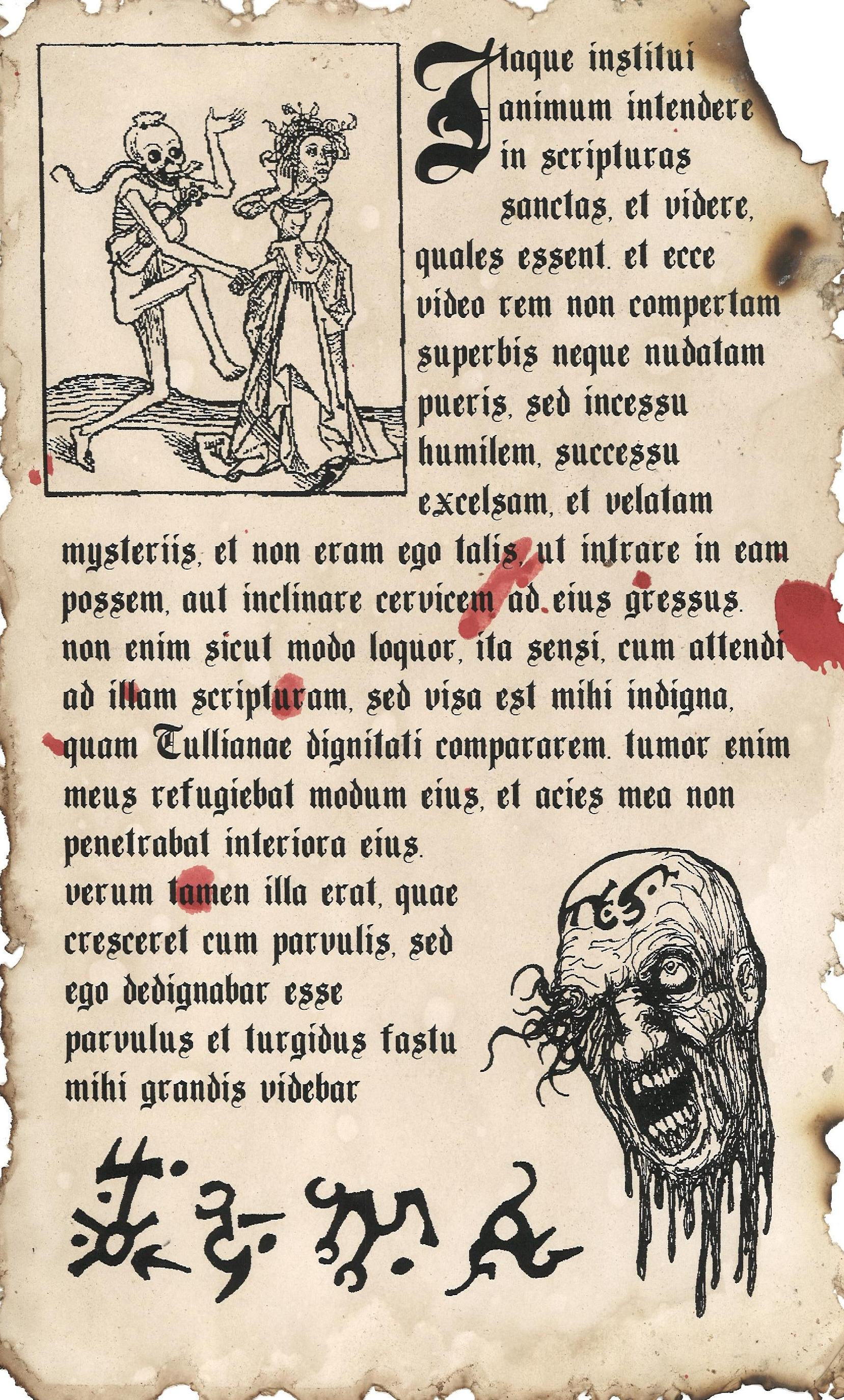Necronomican pg 10 page 001