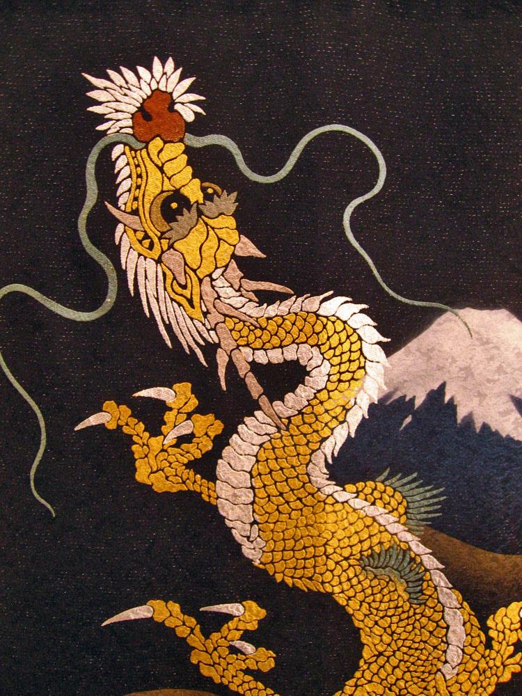 Japan dragon