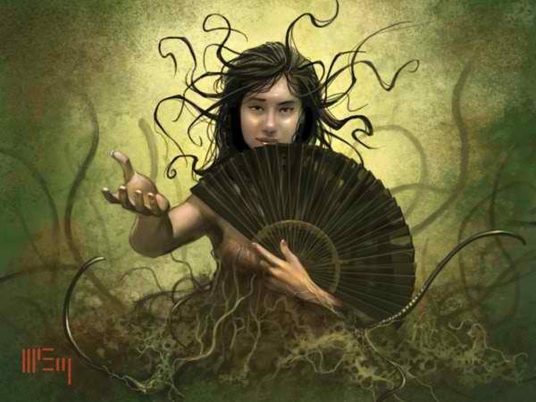The Bloated Woman | Arkham Horror | Obsidian Portal