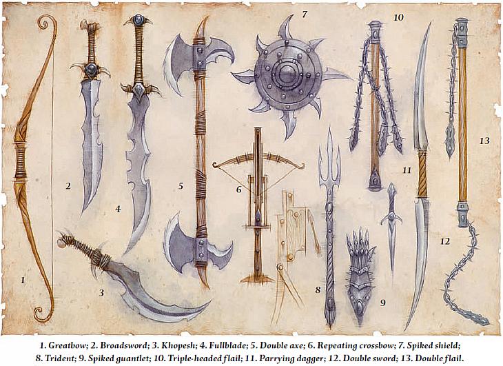 AV1 - Weapons 1