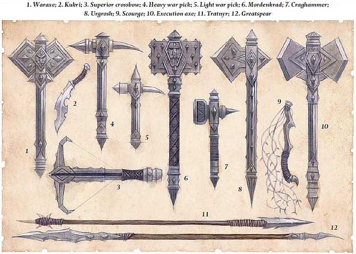 AV1 - Weapons 2