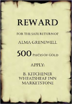 2010 12 01   reward   alma grenewell   50