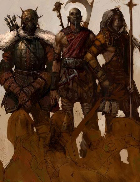 Kairn Raiders