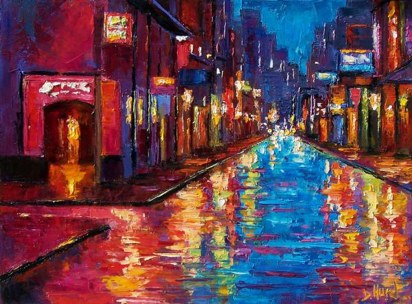 New orleans magic debra hurd