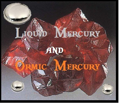 Ormic mercury