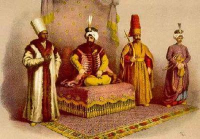 Ottoman sultan.sultan mahmud ii.500