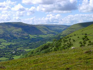 Wales llanthony