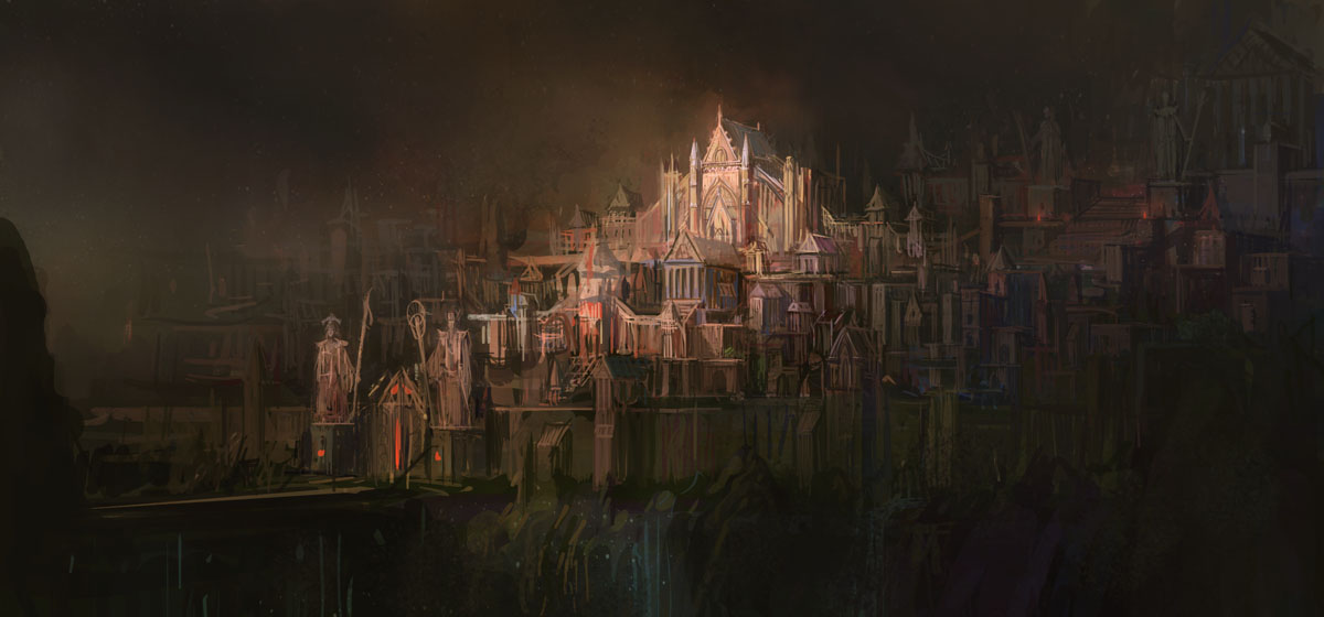 Unconquered Castle of Redwall