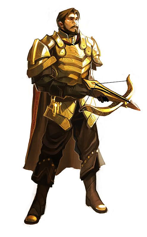 Cleric of Aureus