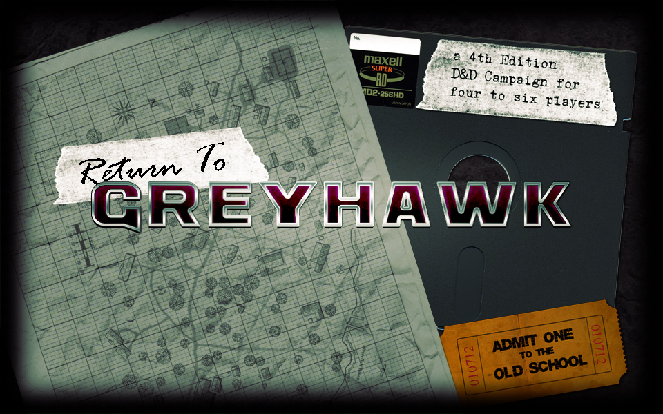 Return to greyhawk poster