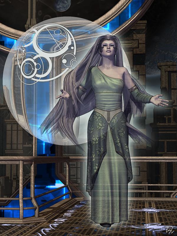 Aria goddess smaller